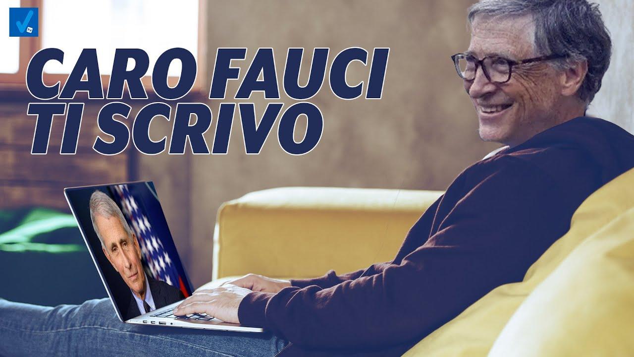 Caro-Fauci-ti-scrivo-Dietro-il-Sipario-Talk-Show