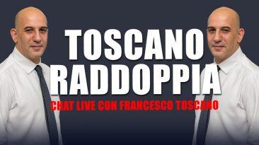 Toscano-raddoppia-Live-con-Francesco-Toscano-25-Giugno-2021