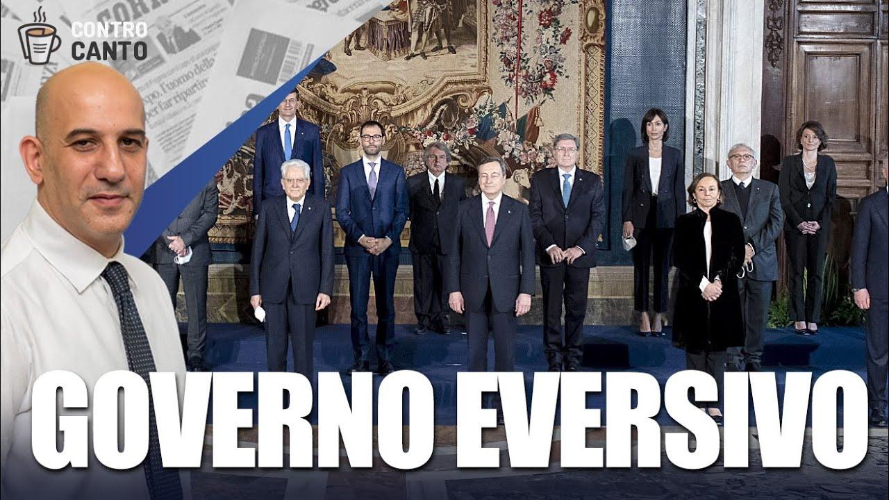 Governo-eversivo-Il-Controcanto-Rassegna-stampa-del-1-Settembre-2021