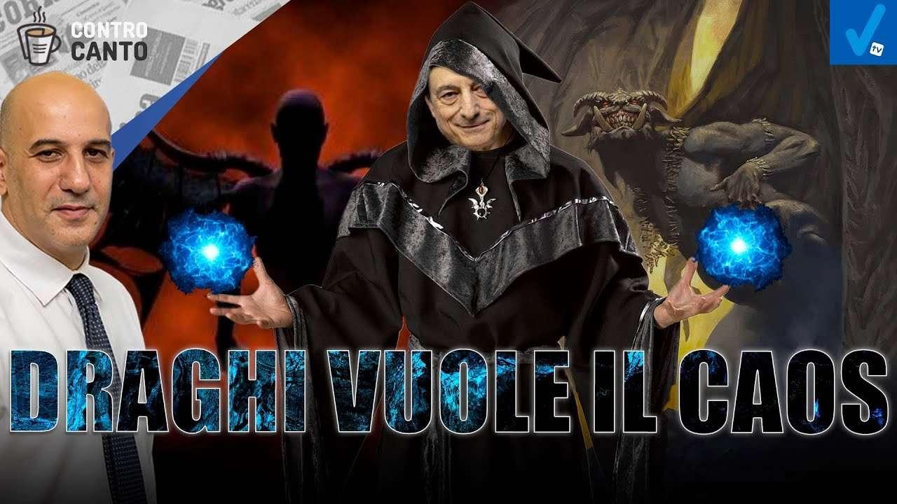 Draghi-vuole-il-caos-Il-Controcanto-Rassegna-stampa-del-14-Ottobre-2021