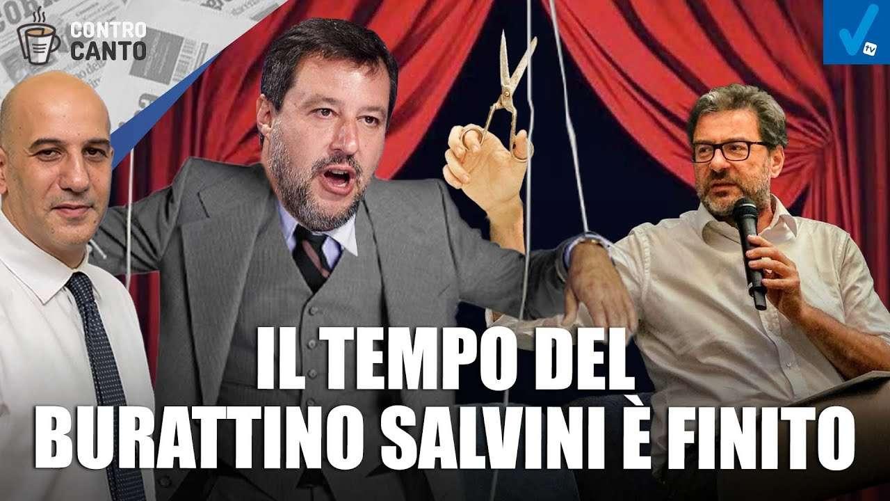 Il-tempo-del-burattino-Salvini-e-finito-Il-Controcanto-Rassegna-stampa-del-29-Settembre-2021
