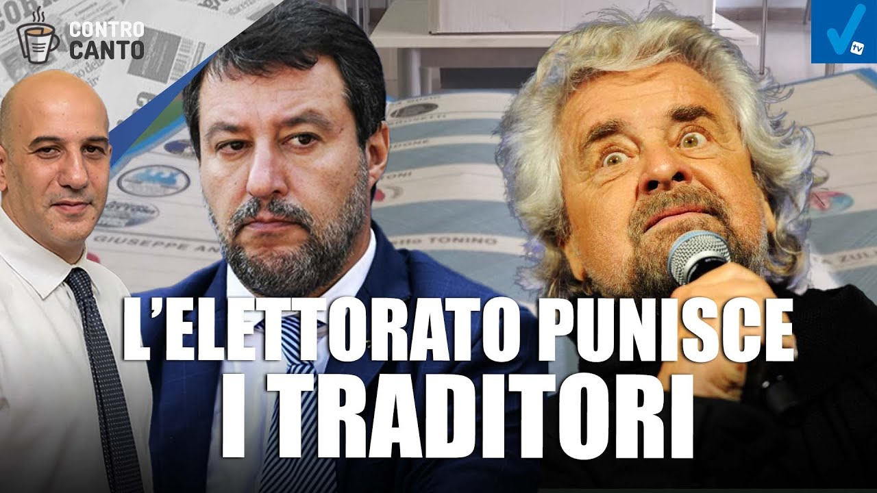 Lelettorato-punisce-i-traditori-Il-Controcanto-Rassegna-stampa-del-5-Ottobre-2021
