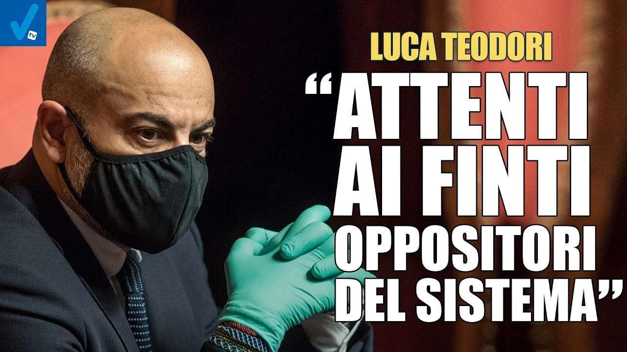 Luca-Teodori-Paragone-e-un-infiltrato-del-sistema-nel-campo-sovranista