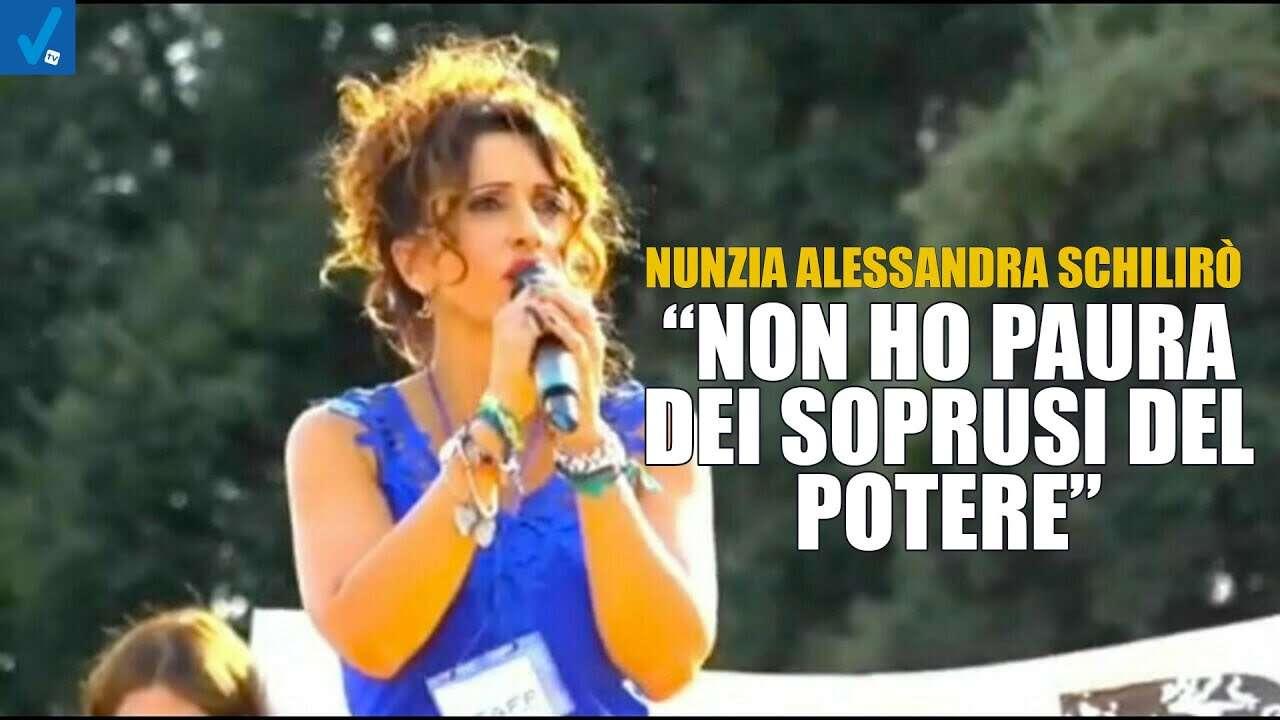 Nunzia-Schiliro-I-fatti-di-Genova-2001-ledono-limmagine-della-polizia-non-le-mie-parole