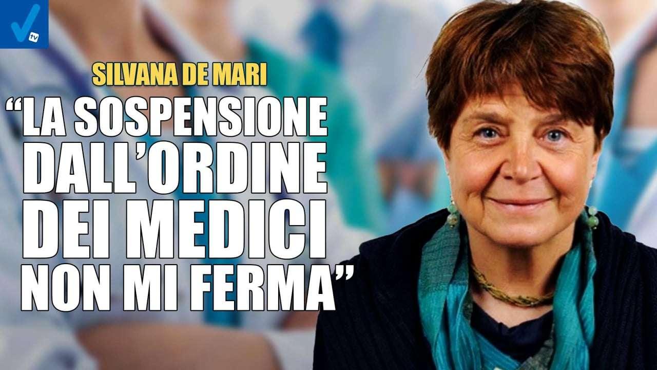 Silvana-De-Mari-Mi-hanno-sospeso-dallordine-per-intimidire-tutti-i-medici-scomodi